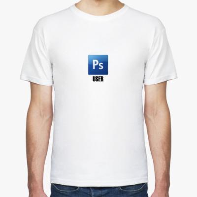 Футболка Photoshop User