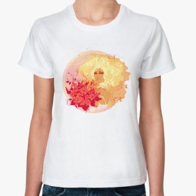 Классическая футболка  Deva