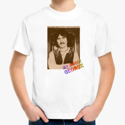 Детская футболка  My Sweet George (дет)