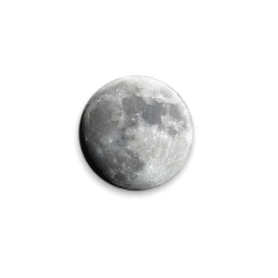 Значок 25мм Little Moon