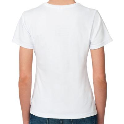 Maxthon-футболка женская!