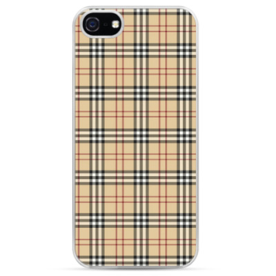 Чехол для iPhone burberry
