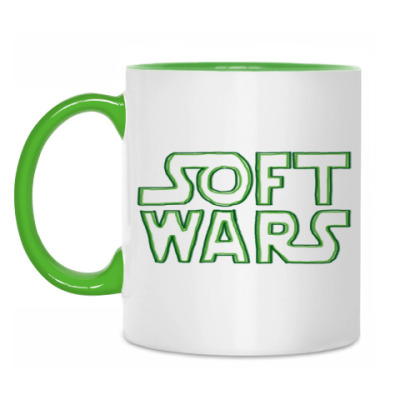 Кружка SoftWars
