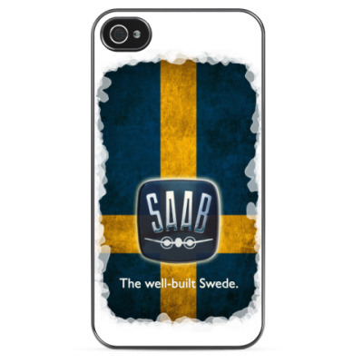 Чехол для iPhone The well built suede