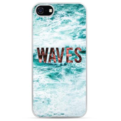 Чехол для iPhone Waves