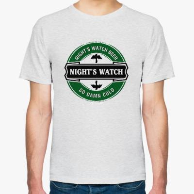 Футболка Nights watch beer