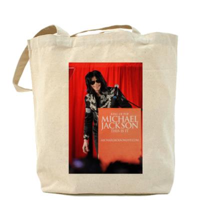 Сумка  Michael Jackson