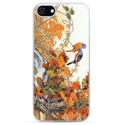 Чехол для iPhone Две птички