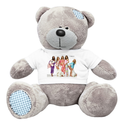 Плюшевый мишка Тедди Девочки