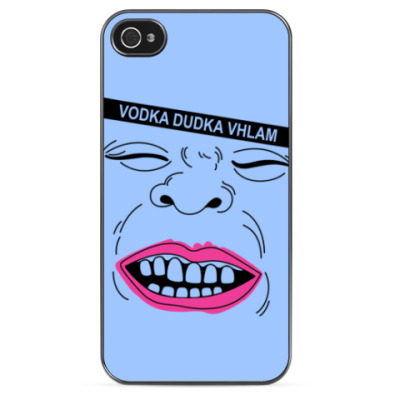 Чехол для iPhone Vodka Dudka Vhlam