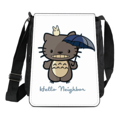 Сумка-планшет Hello Totoro