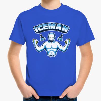 Детская футболка Iceman