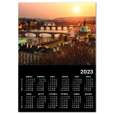 Календарь Прага