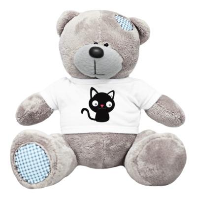 Плюшевый мишка Тедди Милый котик