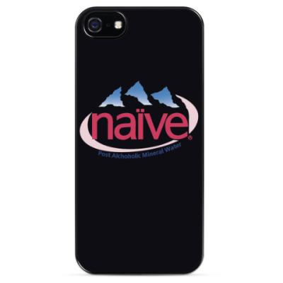Чехол для iPhone НАИВ (iPhone 5/5S)