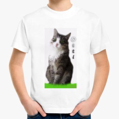 Детская футболка otti