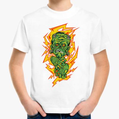 Детская футболка Franken