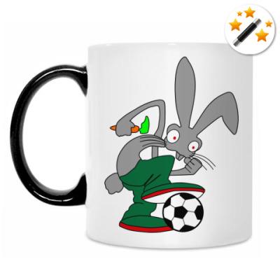 Кружка-хамелеон Rabbit