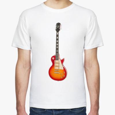 Футболка Epiphone guitar