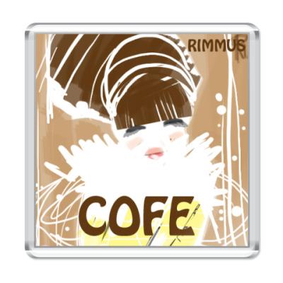 Магнит  Кофе