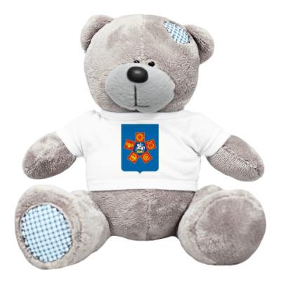 Плюшевый мишка Тедди Герб Люберец