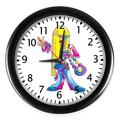 Настенные часы МОДНИЦА