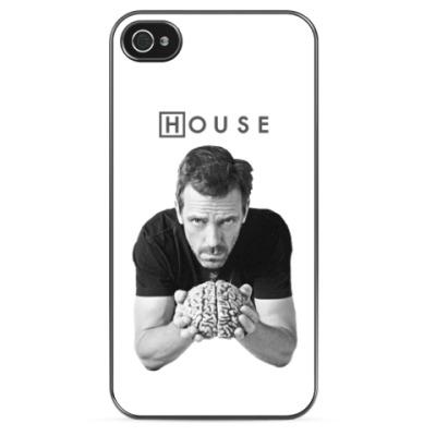 Чехол для iPhone HOUSE