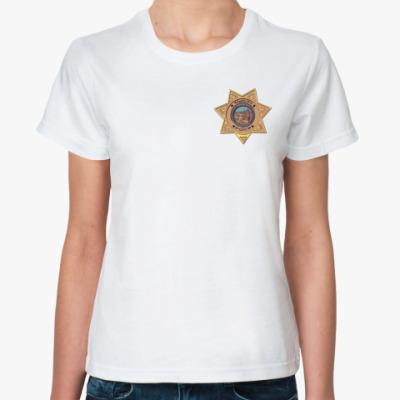 Классическая футболка Футболка (жен.) HF