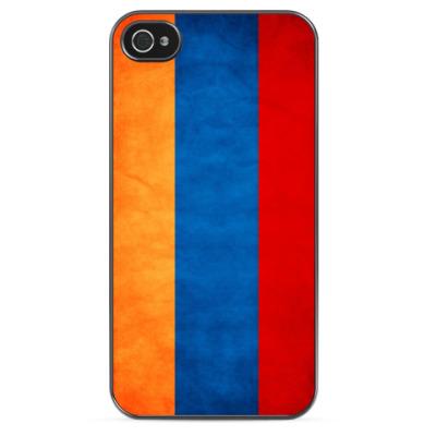 Чехол для iPhone Флаг Армении