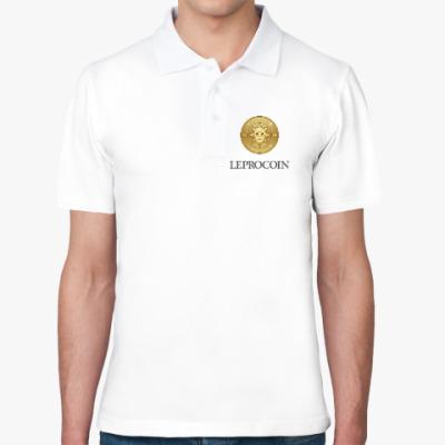 Рубашка поло Leprocoin