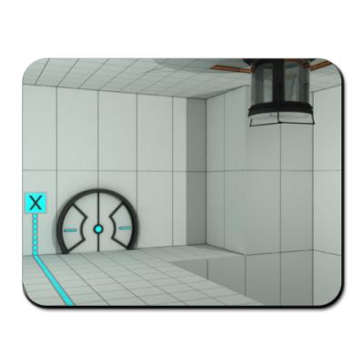 Коврик для мыши Portal