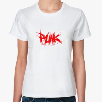 Классическая футболка Punk