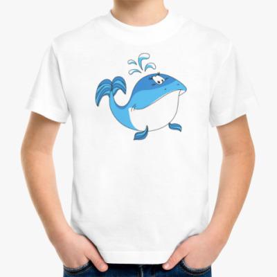 Детская футболка КИТ