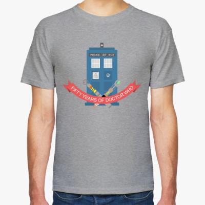 Футболка TARDIS - Doctor Who