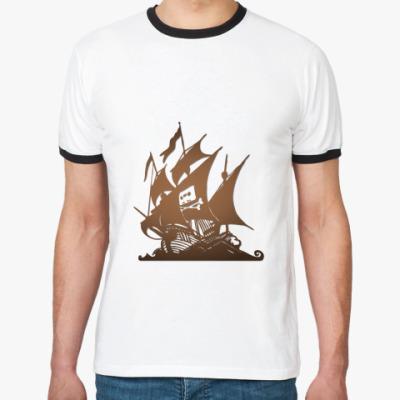 Футболка Ringer-T Ringer  The piratebay