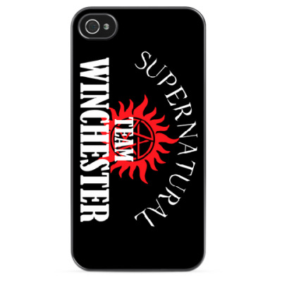 Чехол для iPhone Winchester Team