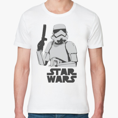 Футболка из органик-хлопка Star Wars VII