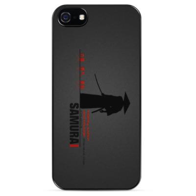 Чехол для iPhone Самурай