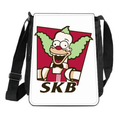 Сумка-планшет Krusty Burger