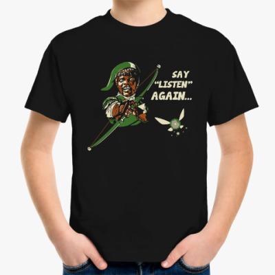 Детская футболка Криминальное чтиво - Зельда