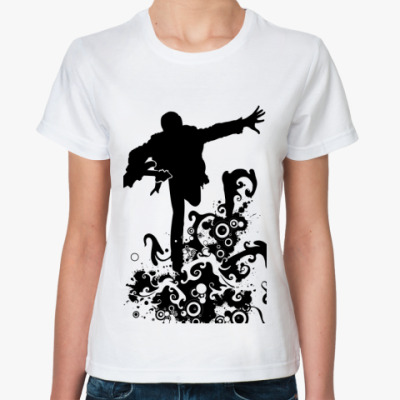 Классическая футболка UrbanMusic