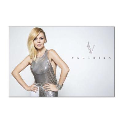 Наклейка (стикер) Валерия