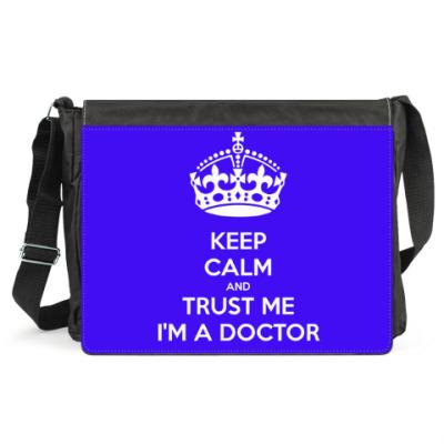Сумка Trust Me I'm The Doctor