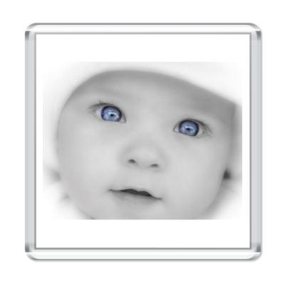 Магнит  Ребенок