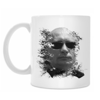 Кружка Президент В. Путин