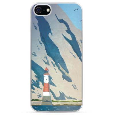 Чехол для iPhone горы