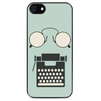Чехол для iPhone Пенсне