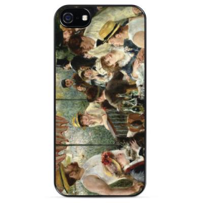 Чехол для iPhone «Завтрак гребцов»