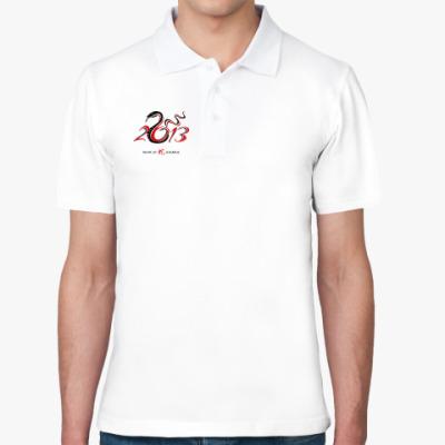 Рубашка поло Год 2013 Змеи