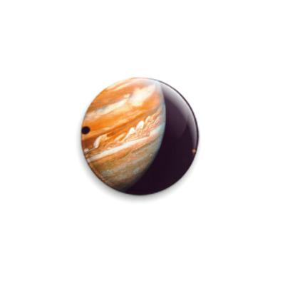 Значок 25мм Jupiter